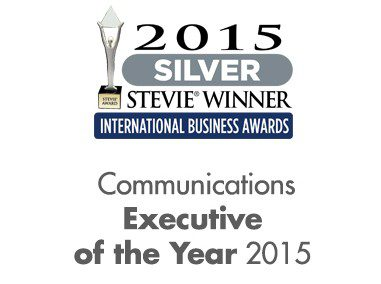 Communications Executive of the Year 2015